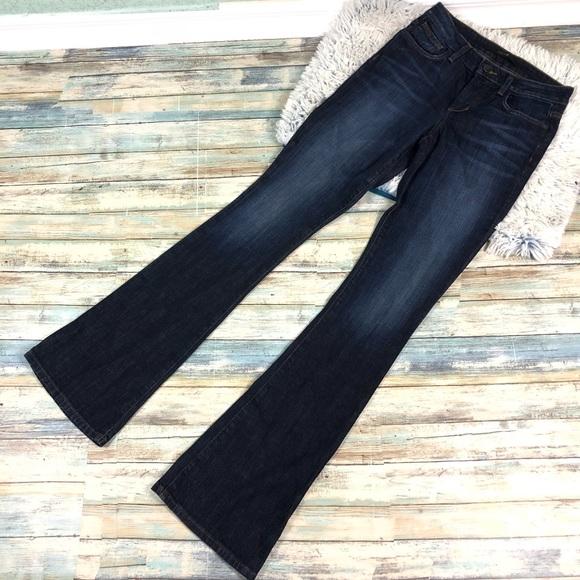 Joe's Jeans Denim - Joe's Dark Wash Bootcut Jeans Size 25
